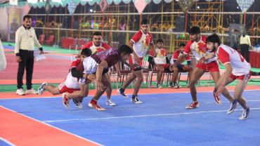 Neer Gulia Kabaddi Academy in action