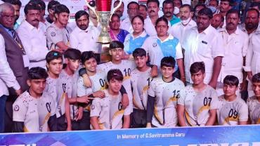 Final Day of 47th Junior National kabaddi Championship