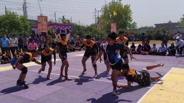 Dilshad Garden vs Dwarka Women