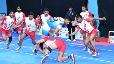 Naveen From Neer Gulia Kabaddi Academy