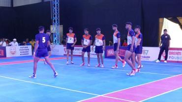 Rakesh In action