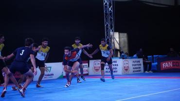 K7 StageUp 2021 || match 18 || P&J Academy vs Khokhar Academy