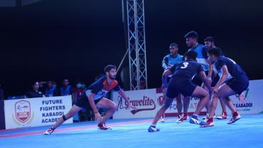 Himanshu In action