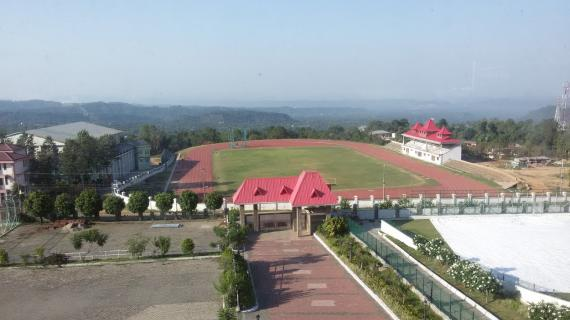 Sports authority of India, Dharamshala, Himachal Pradesh