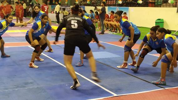 66th Womens Kabaddi National Championship started in Patna