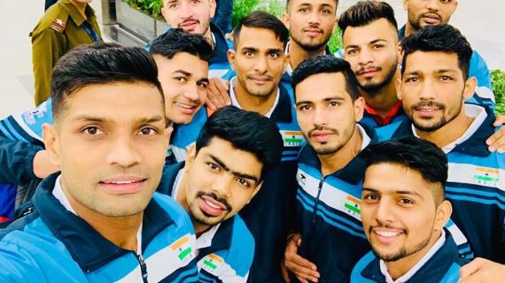 India defeat Sri Lanka by 33 points in SAG 2019