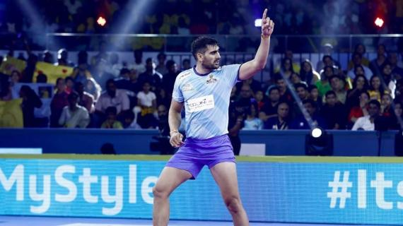 Rahul Chaudhari (Courtesy - PKL)