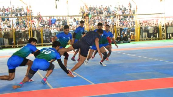 All India Men Kabaddi Championship