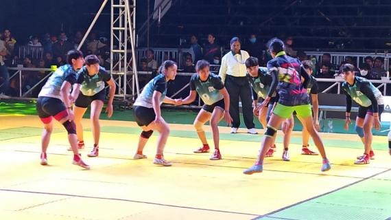 3rd Day of 47th Junior National Kabaddi Championship