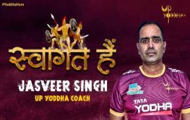 Up Yoddha announced their coach officially on their social media.