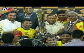 Warangal Warriors emerged champions of TPKL season 2