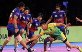 Patna Pirates Vs. Dabang Delhi