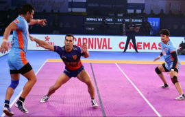 Dabang Delhi Vs. Bengal Warriors