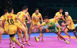 Telugu Titans Vs. Patna Pirates