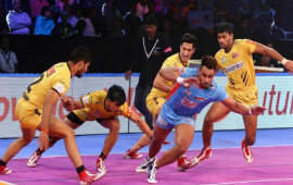 Bengal Warriors vs. Telugu Titans