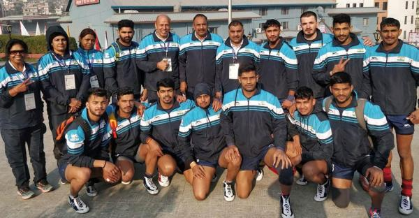 Indian Kabaddi Team