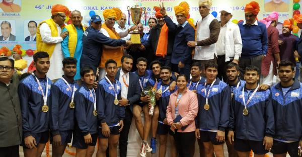 Junior Nationals Kabaddi Rohtak Finals