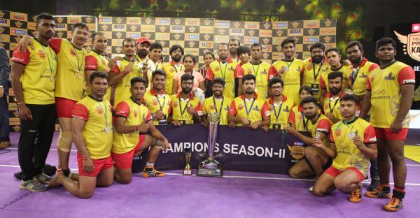 Telangana Prmeier League 2019